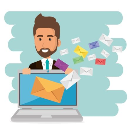 corporate email content writing services